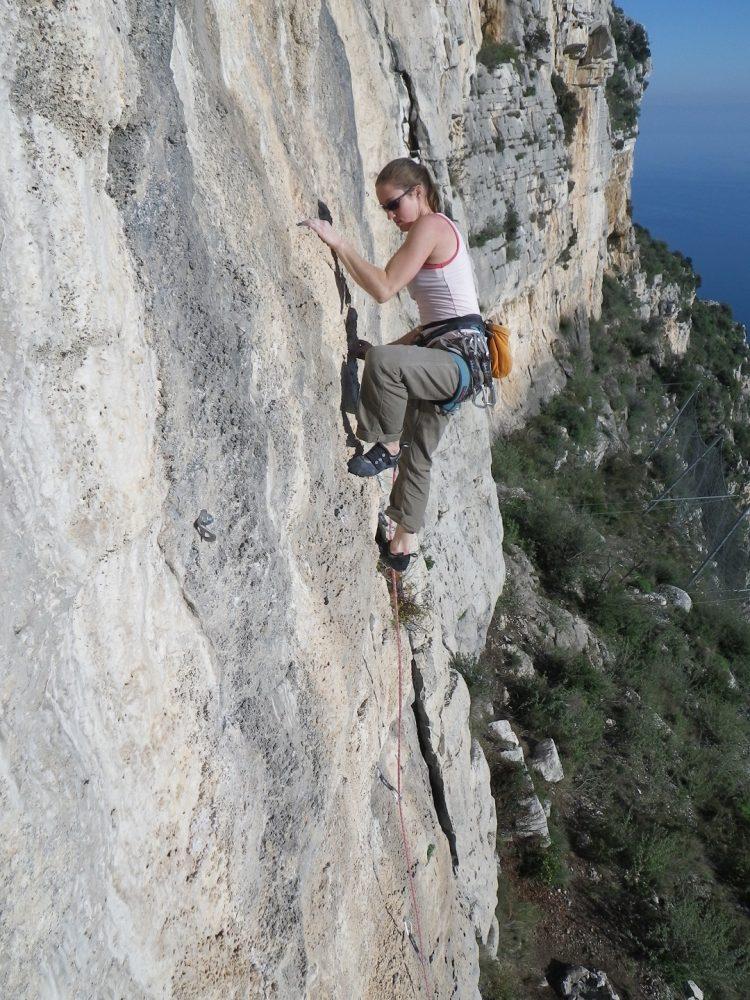 escalade alpes maritimes canyon06