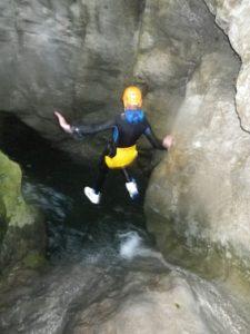 saut Imberguet - Vésubie - Alpes Maritimes