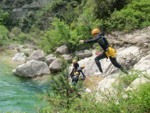 Rio Barbaitra-La détermination: ingrédient le plus important d'un saut réussi!