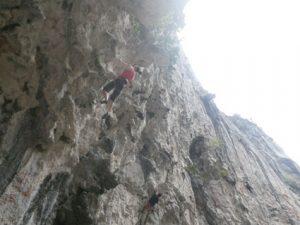 Getu He grimpe Chine