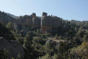 grimpe en catalogne Margalef Raco de la Finestra
