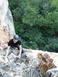 Un peu de grimpe plaisir