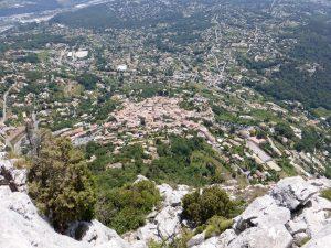 Le village de Saint Jeannet