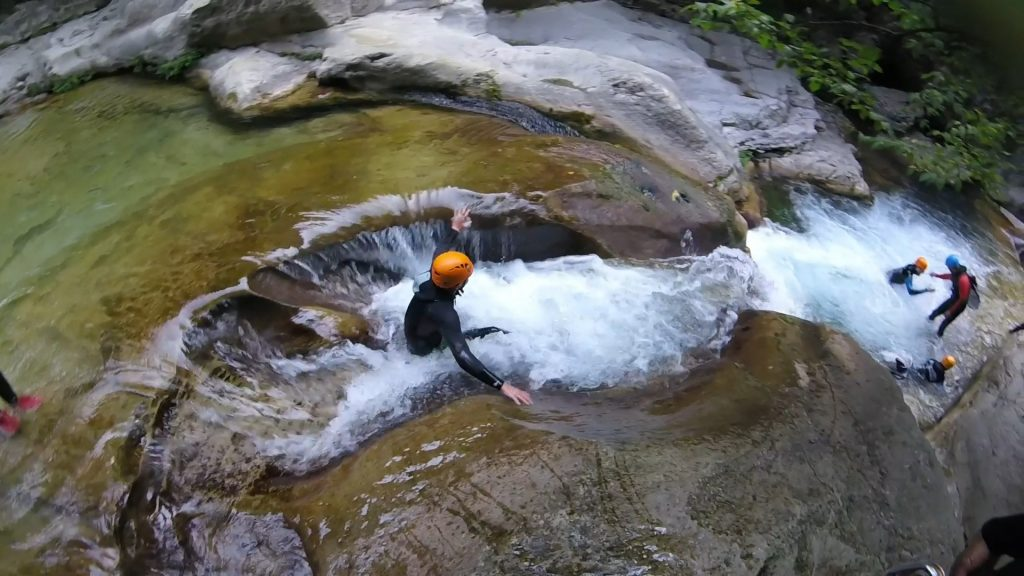 canyoning frejus saint raphael var