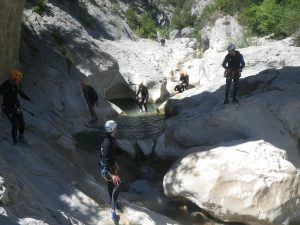 EVG-EVJF-sports outdoor Nice-canyoning-Alpes Maritimes-Canyon06