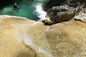 Dispositions particulières liées au covid-19 - canyoning - escalade - via ferrata